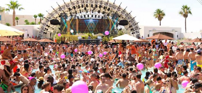 Las Vegas Pool Party – Daylight Beach Club